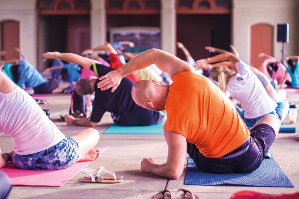 Yoga Adapté